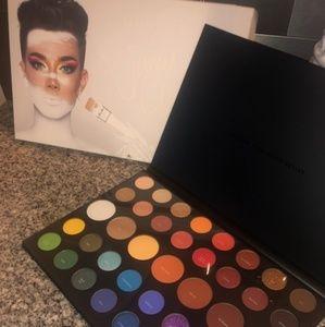 James Charles makeup palette